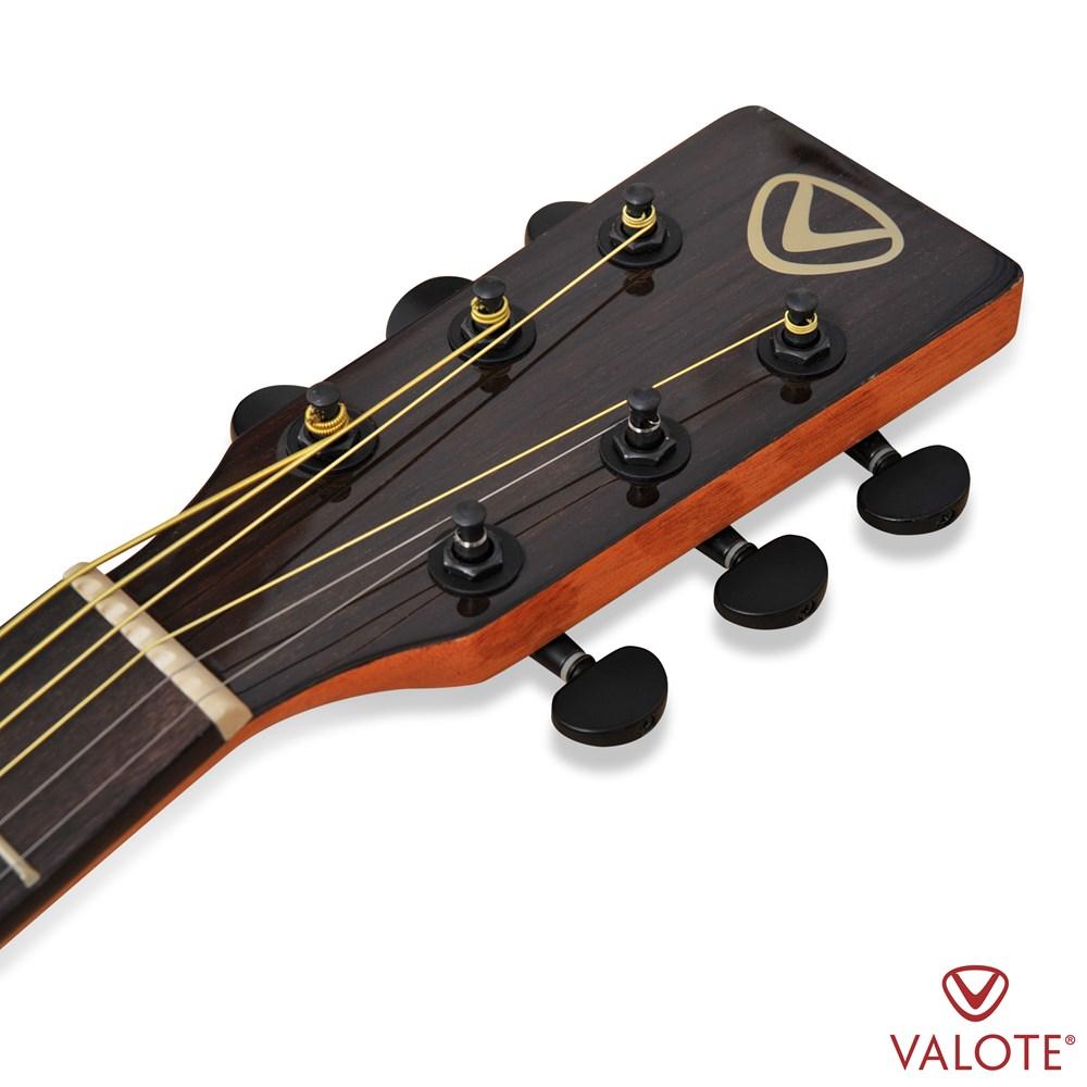 dau dan guitar valote