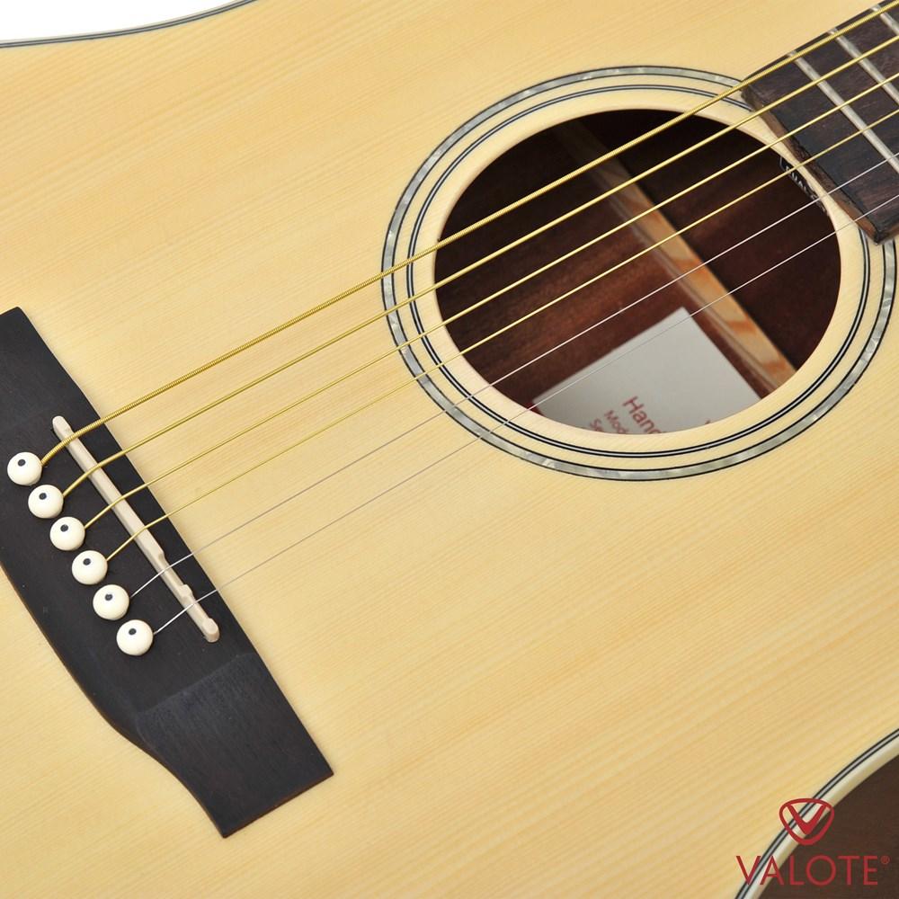guitar dem hat gia re, valote