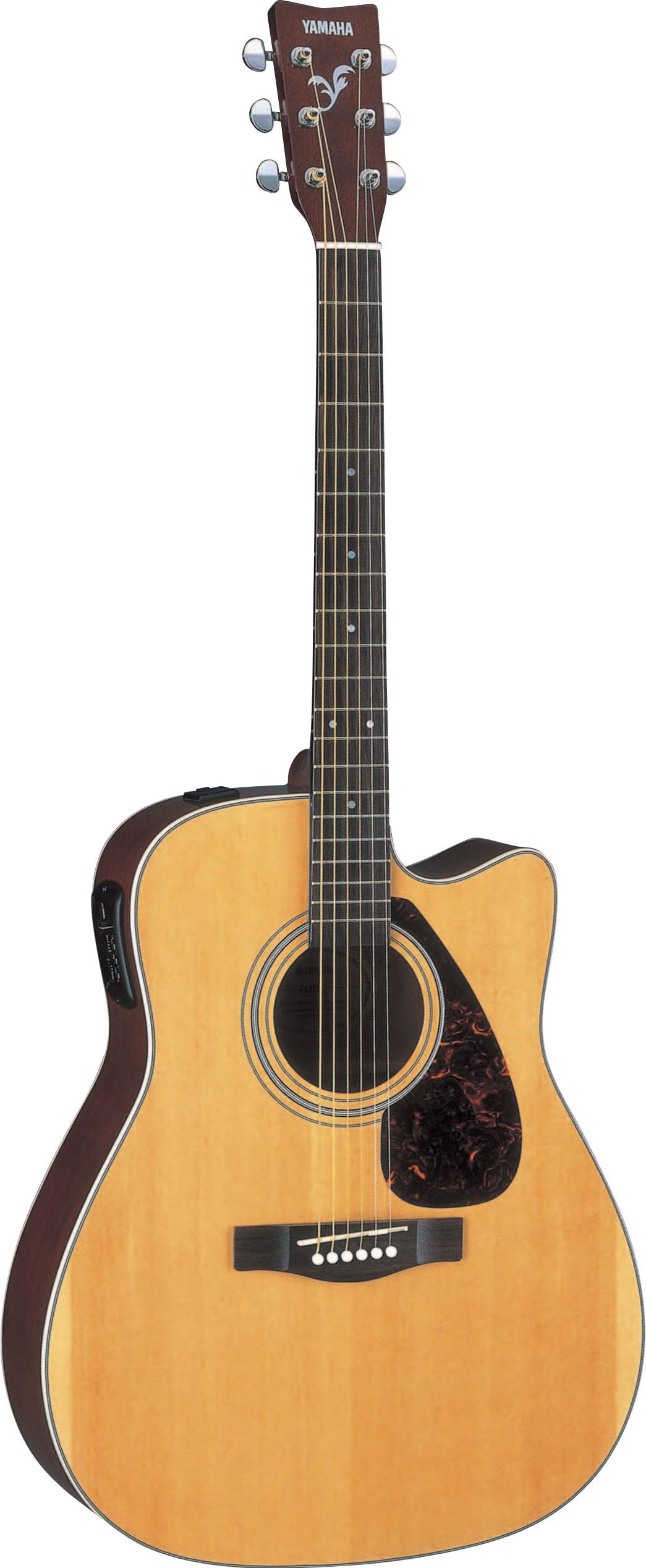 Acoustic guitar Yamaha FX370C