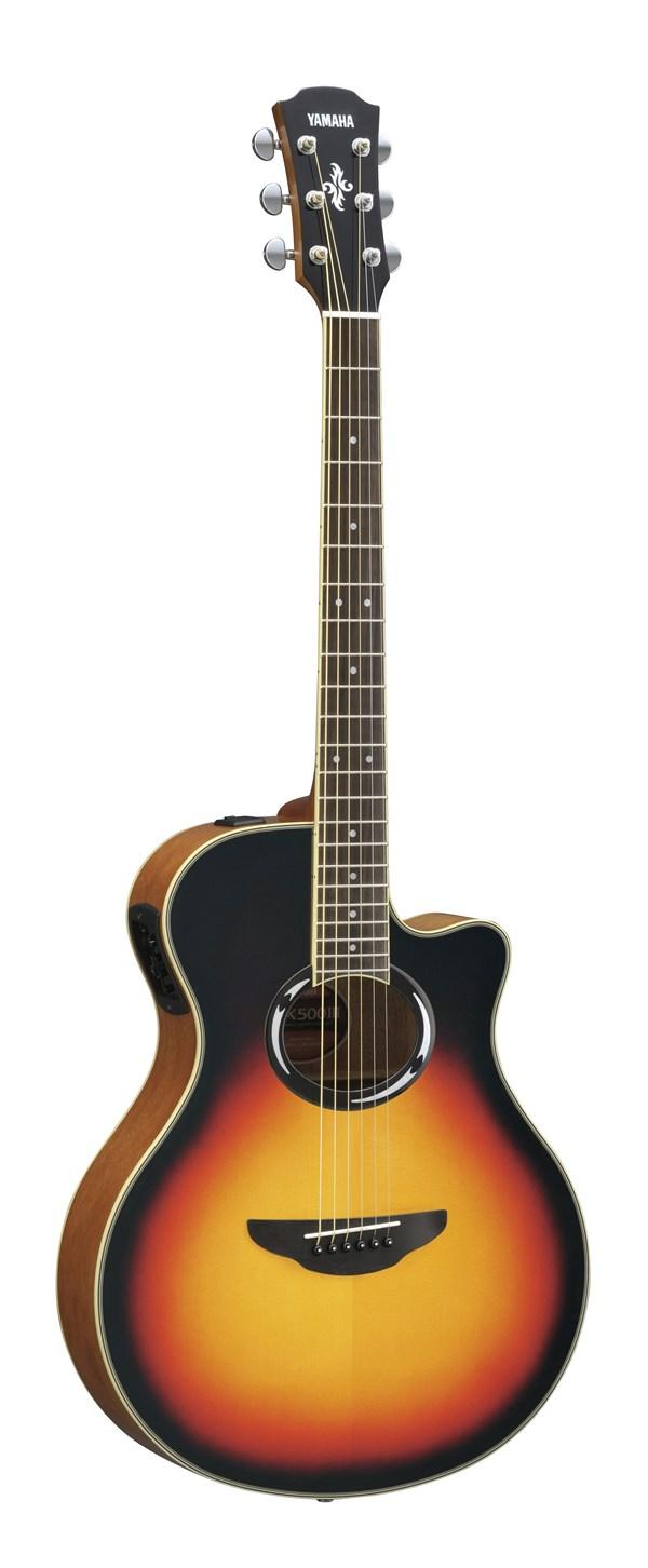 Acoustic guitar Yamaha APX500III