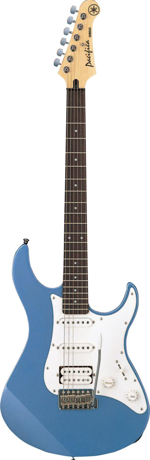 Đàn Electric guitar PACIFICA112J màu xanh