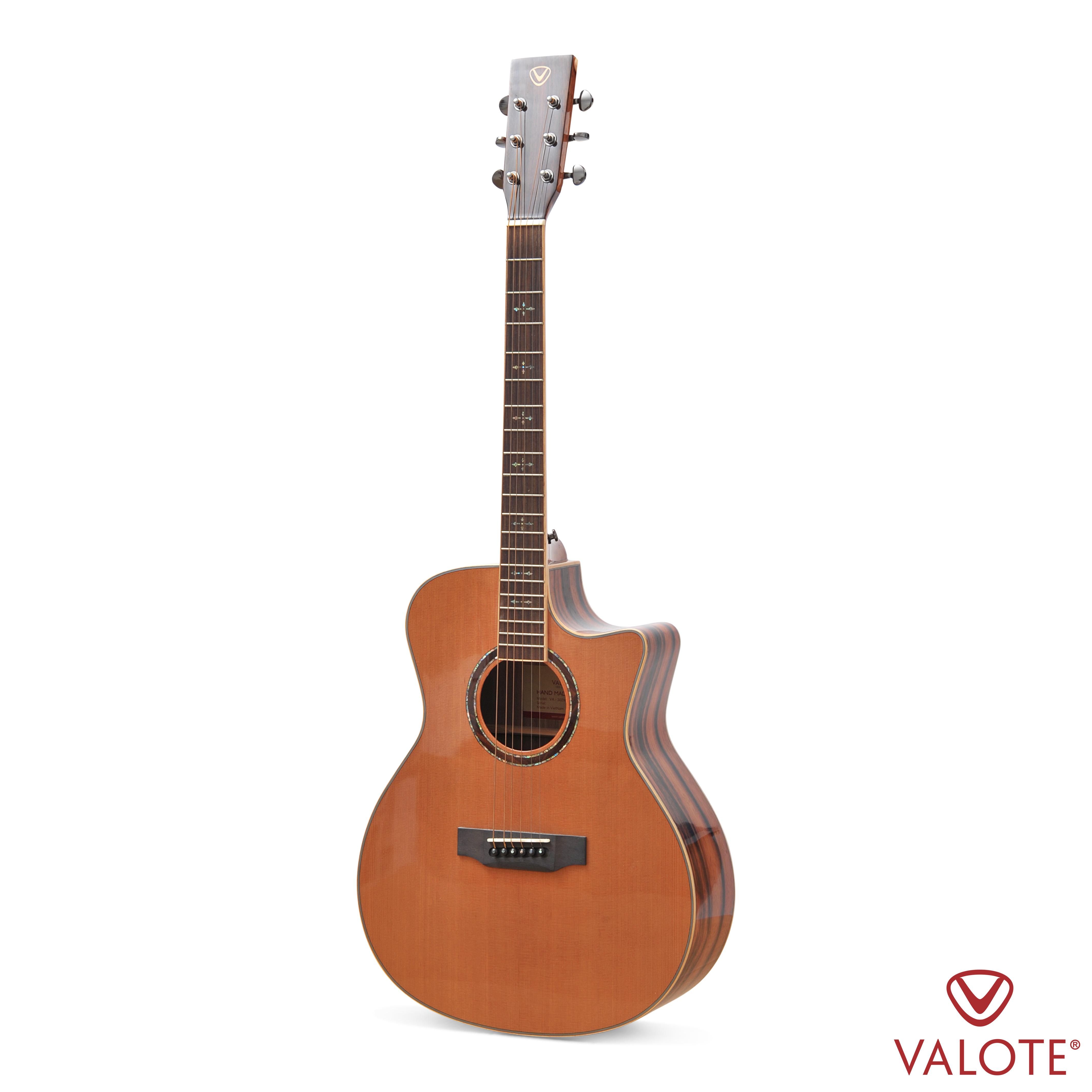 Guitar Acoustic VALOTE VA-302W