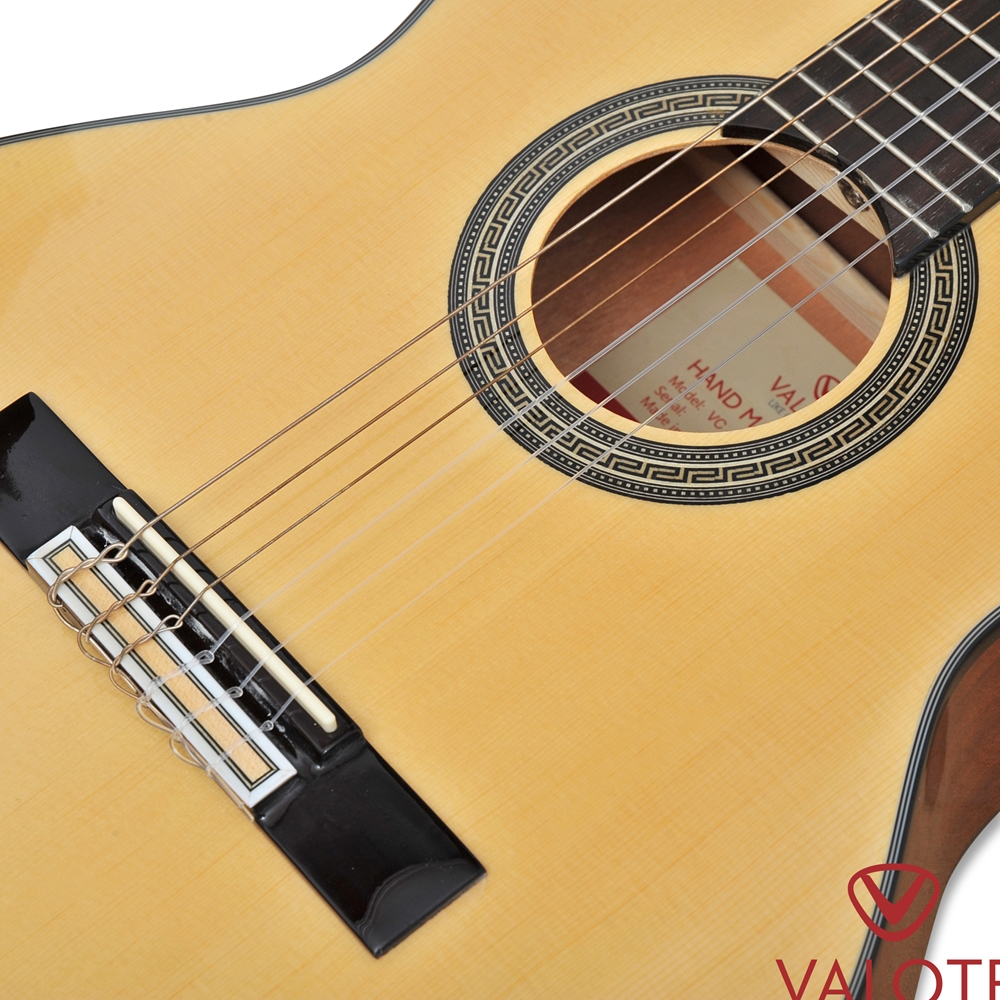 Guitar Classic VALOTE VC-101FB