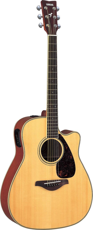 Acoustic guitar Yamaha FGX720SCA