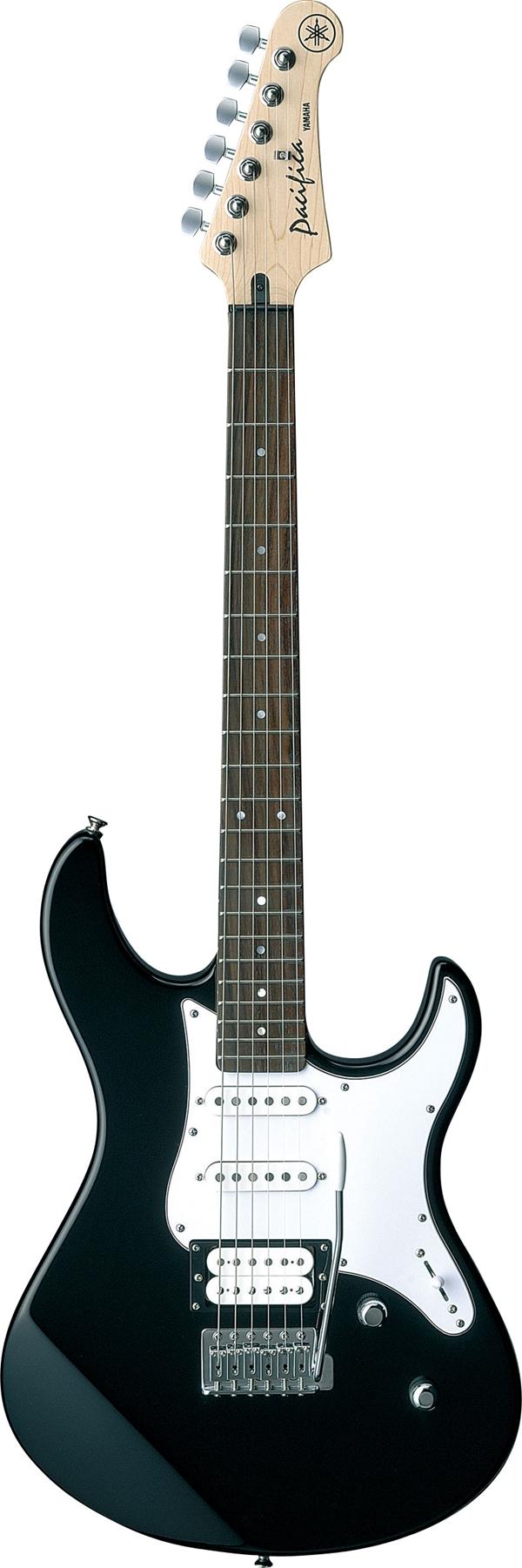 Đàn Electric guitar PACIFICA112V màu đen bóng