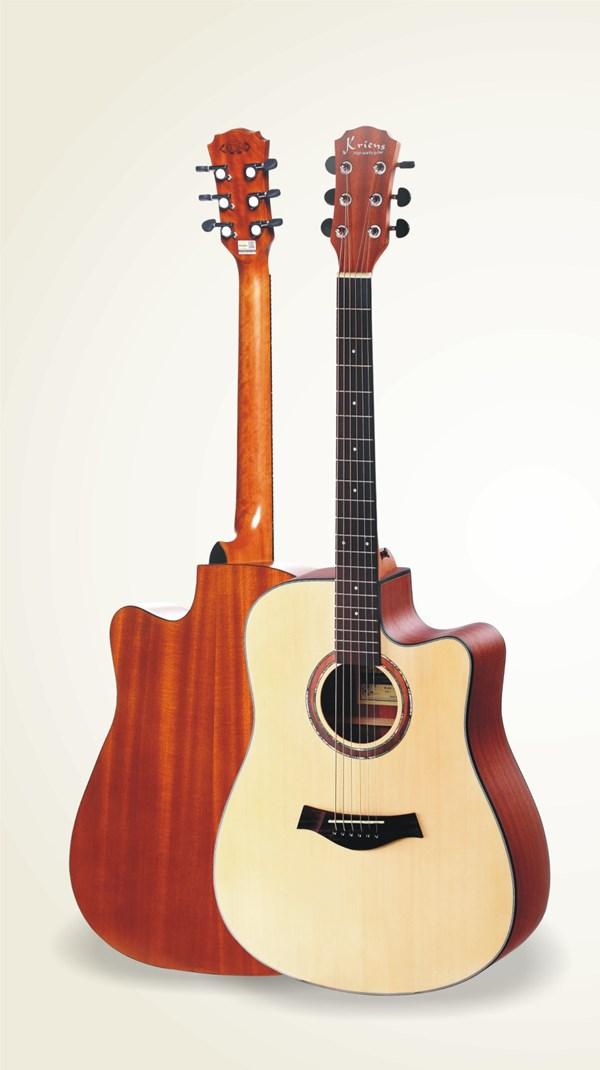 Đàn Guitar Acousitc Kriens KD-180C