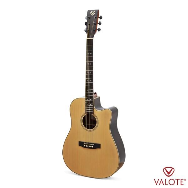 Đàn Guitar Acoustic VALOTE VA-101W