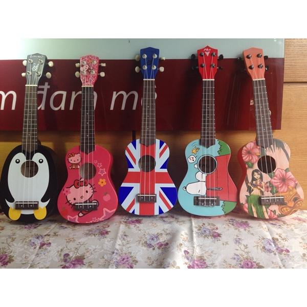 ukulele gia re